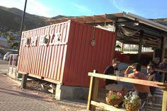 Container SA: 7 Bares em Container!