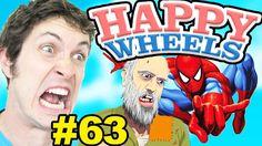 Happy Wheels - SPIDERMAN