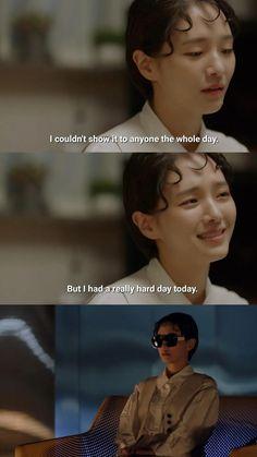 Korean Drama Quotes, Hard Days, Really Hard, Kdrama, Prince, Movie Posters, Movies, Halcyon Days, Films
