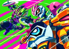Kamen Rider Ex-Aid Flash Belt .65 by CometComics | Kamen ...