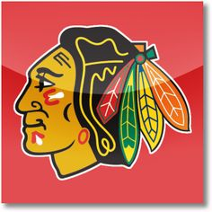 Chicago Blackhawks Logo #2
