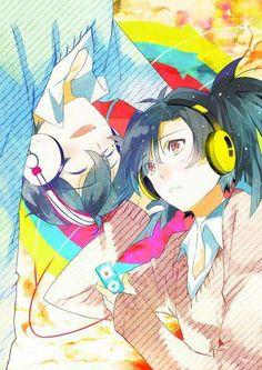 Kagerou Project -Takane & Haruka