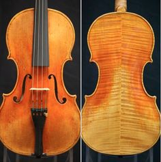 An elegant 2003 William Whedbee ‪#‎violin‬ is available for trial and purchase. ‪#‎violinmaker‬