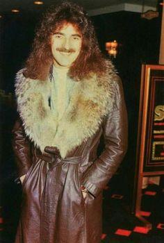 Geezer Butler, Black Sabbath, The Godfather, Music Love, Metal Bands, Deep Purple, Hard Rock, Heavy Metal, Fur Coat