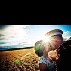 I want to include both the firefighter and Marine side of him into our engagement photos but how...?