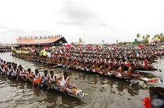 The snake boat races of Kerala