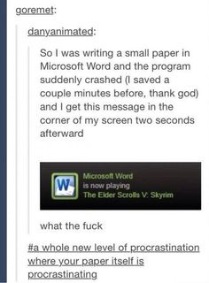 18 Times Tumblr Users Reported Back From the Real World | Pleated-Jeans.com