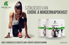 Spártai Vitamin | Szupervitamin, Multivitamin