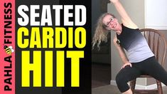 Seated Exercises for Abs, Legs, Arms Effective Ab Workouts, Easy Workouts, Hiit Workout At Home, At Home Workouts, Cardio Hiit, Body Weight, Weight Loss, Losing Weight, Hiit Program