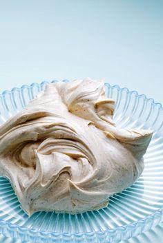 Knäckig vaniljsmörkräm