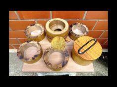 Colmeia Racional de Bambu Gigante - Modelo INPA - YouTube