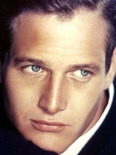 Paul Newman - those eyes, those mesmerizing blue eyes