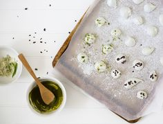 Green Tea Marshmallows