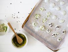 Green Tea Marshmallows
