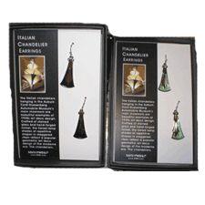 Art Deco Chandelier Earrings ACD Automobile Museum Auburn, IN