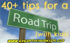 Vacationing with children is kinda like childbirth. Your brain erases the pain so you're dumb enough to do it again! For the most part our kids are great travelers, but no one really enjoys being trapped and strapped in a vehicle for an entire day, do they? We try to make the best of the hours on the road with a activities, snacks, and special treats to help pass the time.Here Are My Top Tips for Road Trip Survival With Kids…