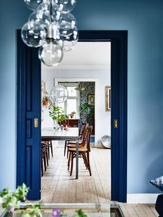 Så inreder du med färg - 4 (eller 7) sätt! - Inredning: Stil- & stylingtips - Husligheter