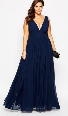 Super Style Fashion Plus Size Moda 27 Ideas Plus Size Gowns, Plus Size Outfits, Bridesmaid Dresses, Prom Dresses, Formal Dresses, Plus Size Bridesmaids Gowns, Beautiful Dresses, Nice Dresses, Curvy Fashion