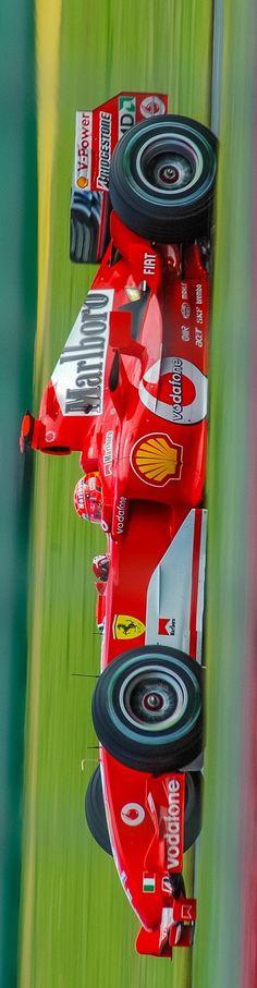 SPEED: F1 2004 Ferrari Michael Schumacher