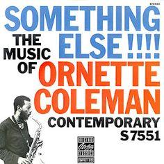 Ornette Coleman - Something Else!!!! (1958)