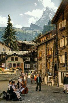 #Zermatt #Switzerland