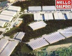 Mello Galpões na Bahia e em todo o Brasil - Especializada em Aluguel e Venda de Galpões e Áreas no Brasil - Imóvel
