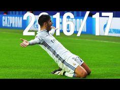 Marco Asensio - Best Skills Show, Future Superstar ● 2016/17 HD