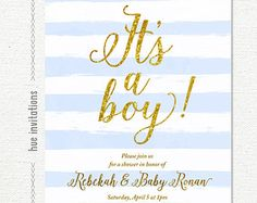 oh baby baby shower invitation pastel blue and by hueinvitations