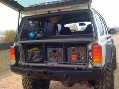 Please share photos of your cargo area. - Page 18 - NAXJA Forums -::- North American XJ Association