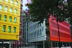 Renzo Piano - Ceramic Clad facades