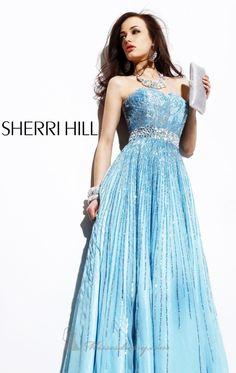 Sherri Hill 8437 Dress - MissesDressy.com