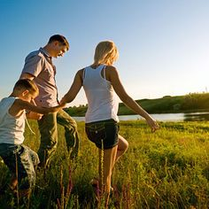 How can you maintain a healthy family lifestyle throughout the summer? These 4 ideas should steer you right through the end of an active summer season! | Health.com