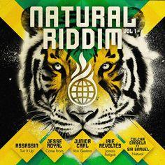 Natural Riddim Vol. 1 - Warner Music Group