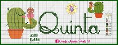 Cactus, Loom Patterns, Loom Beading, Cross Stitch, Projects To Try, Bullet Journal, Embroidery, Minis, 1