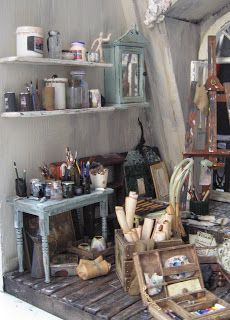 lotjesdollshouse: mei 2010  /  Studio
