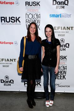 """On Wednesday, February 12, 2014, Her Royal Highness Princess Theodora of Greece arrived at Pier 59 in New York City to attend """"…the Leka Show during Nolcha Fashion Week, New York Fall/Winter 2014 presented by RUSK…"""" (by royalcorrespondent)"""