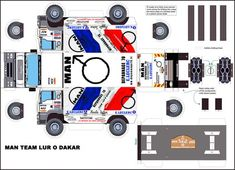 papercraft racing trucks   Posté par dakar43 à 13:08 - man - Commentaires [0] - Permalien [ # ]