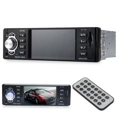 Inch Embedded Car Radio Player Car Video Players LCD Display Full Viewing Angle High-definition Car Audio Player * Pub Date: Feb 14 2017 Maserati, Bugatti, Ferrari, Radios, Audio Player, Player 1, Aston Martin, Auto Gif, Auto Video