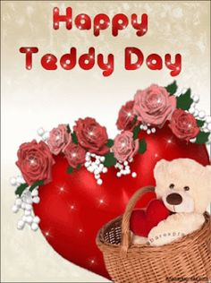 valentine teddy day sms