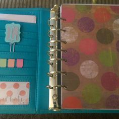 """""""L"""" clip from HaveACupCakeNY, and dividers are from SunFlowersMakeMe on Etsy! Recommend them both! http://etsy.me/1GKh0Sr"""