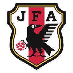 Japan football team logo #AD , #SPONSORED, #Paid, #football, #team, #logo, #Japan