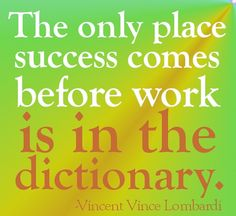 Keep working, keep learning and succeed! #growth #mindset #quotes