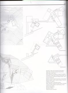 Chichu Art Museum Plan 20060331_1324chichu_plan_2 - Google Search