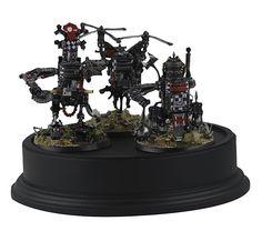 U.K. 2007 - Escouade Warhammer 40,000 - Demon Winner, le site non officiel du Golden Demon
