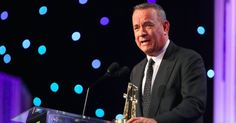 Tom Hanks Tells His Hollywood Pals to Put on Their Big Boy Pants & Explains Why He Hopes He'll Be Voting for Trump's Re-Election