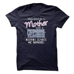 Mother PRESCHOOL TEACHER T Shirts, Hoodie Sweatshirts
