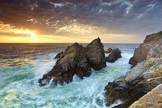 Pinnacle Rock #3 - Point Lobos, California