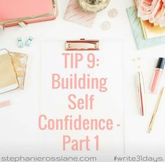 Building self confidence as an introvert in business.