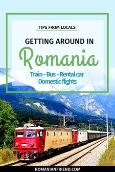 A local guide with info, tips and useful websites to plan your trip and getting around Romania by train, car, buses or internal flights. Travel Tours, Us Travel, Family Travel, Nightlife Travel, Travel Europe, Family Vacation Destinations, Travel Destinations, Romania Travel, Local Activities