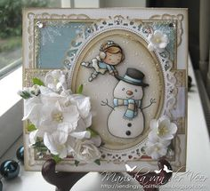 Sending you a little smile :): Merry Christmas!! with a Fairwee by Sweet November